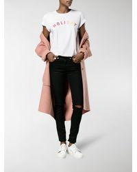 Saint Laurent - Black Skinny Jeans - Lyst