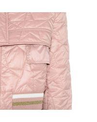 Stella McCartney - Pink Quilted Star Jacket - Lyst