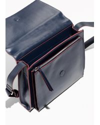 & Other Stories - Blue Back To School Flap Bag - Lyst