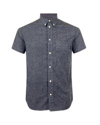 PS by Paul Smith | Gray Paul Smith Classic Dark Grey Shirt Jpfj- for Men | Lyst