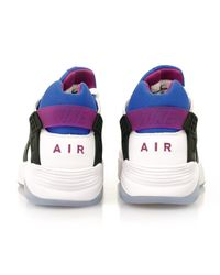 Nike - Air Flight Huarache Low White Shoes for Men - Lyst