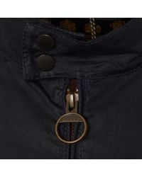 Barbour - Blue Navy Royston Jacket for Men - Lyst