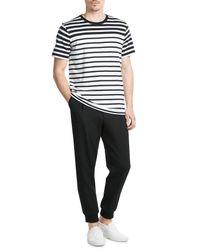 Rag & Bone | Multicolor Striped Cotton T-shirt for Men | Lyst