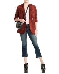 Paula Cademartori | Black Embellished Leather Shoulder Bag | Lyst
