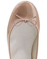Repetto - Multicolor Cendrillon Patent Leather Ballerinas - Lyst