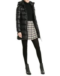 Polo Ralph Lauren | Black Quilted Down Coat | Lyst