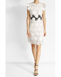 Giambattista Valli | White Lace Dress | Lyst
