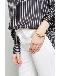 Marc Jacobs   Metallic Bangle Bracelet   Lyst