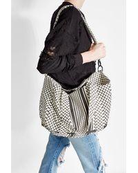 Lala Berlin   Multicolor Printed Cotton Shoulder Bag   Lyst