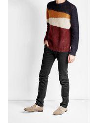 Jil Sander | Multicolor Suede Loafers for Men | Lyst