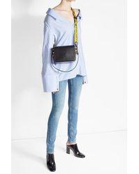 Off-White c/o Virgil Abloh - Multicolor Leather Shoulder Bag - Lyst