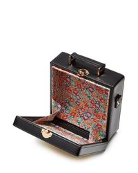 Olympia Le-Tan - Multicolor 7 Inch Leather Shoulder Bag - Lyst