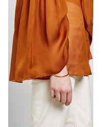 Isabel Marant - Multicolor Cuff Bracelet - Lyst