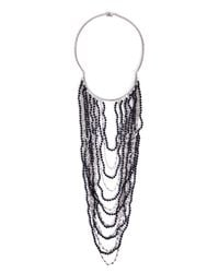 Eddie Borgo | Metallic Berber Necklace | Lyst