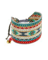 Mishky - Embellished Bracelet - Multicolor - Lyst