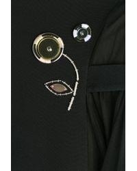David Koma - Black Embellished Dress - Lyst