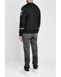 Alexander McQueen - Multicolor Leather Sneakers for Men - Lyst