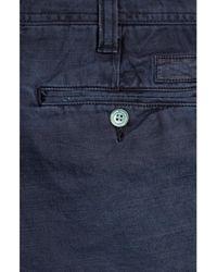 Polo Ralph Lauren - Blue Denim Shorts - Lyst
