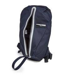 222aedb4b68d Adidas By Stella Mccartney Run Adizero Fabric Backpack in Blue for ...