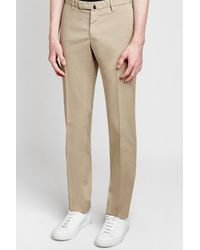 Incotex - Multicolor Royal Batavia Cotton Chinos for Men - Lyst