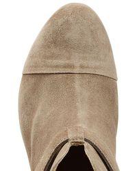 Rag & Bone - Multicolor Suede Harrow Ankle Boots - Lyst