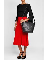 Marc Jacobs - Black The Sling Leather Tote - Lyst