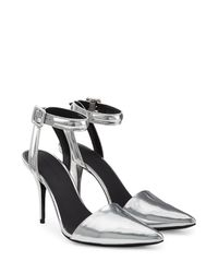 Alexander Wang | From The Glossy Metallic Finish To The Sharp Pointed Toe, Th | Lyst