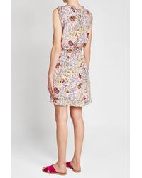 Velvet - Multicolor Raelynn Printed Dress - Lyst