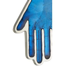 Raf Simons - Blue Pin Hand aus Metall for Men - Lyst