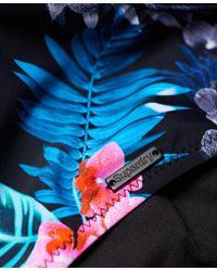 Superdry - Multicolor Tropic Racer Bikini Top - Lyst