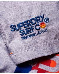 Superdry | Multicolor Cali Surf Boardshorts for Men | Lyst
