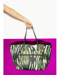 Tara Jarmon | Green Tote Bag | Lyst