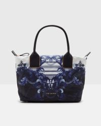 Ted Baker | Persian Blue Small Tote Bag | Lyst