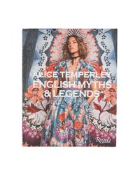Temperley London - Multicolor English Myths And Legends Book - Lyst