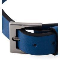 Valentino | Blue Rockstud Bracelet for Men | Lyst