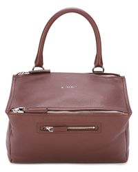 Givenchy | Multicolor 'medium Pandora' Sugar Leather Satchel | Lyst