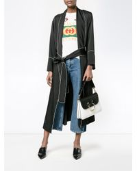 J.W.Anderson - Black Medium Pierce Leather Shoulder Bag - Lyst