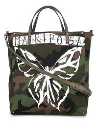 Valentino   Green Tote Bag   Lyst