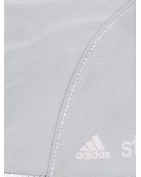 Adidas By Stella McCartney - Gray - Run Cap - Women - Polyester - One Size for Men - Lyst