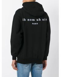 Ih Nom Uh Nit | Multicolor Printed Cotton Hoodie for Men | Lyst