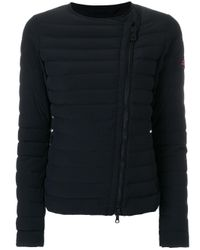 Peuterey - Black Bi-stretch Padded Jacket - Lyst