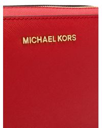 MICHAEL Michael Kors Red Borsa A Tracolla