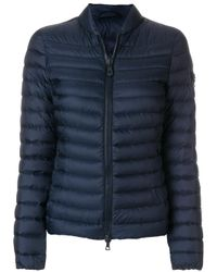 Peuterey - Blue Opuntia Down Jacket - Lyst