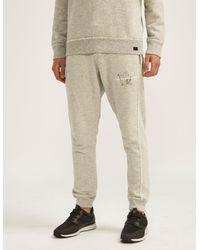 True Religion - Gray Buddah Pant for Men - Lyst