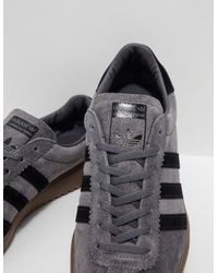 Adidas Originals - Gray Mens Bermuda Grey for Men - Lyst