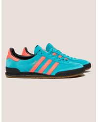 92332de5c1a7 Lyst - adidas Originals Mens Jeans Blue pink in Blue for Men