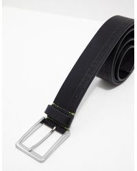 BOSS - Mens Tony Belt Black for Men - Lyst