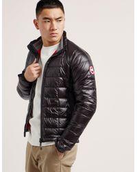 canada goose bubble jacket mens