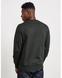 PS by Paul Smith - Natural Mens Zebra Crew Sweatshirt Khaki/khaki for Men - Lyst