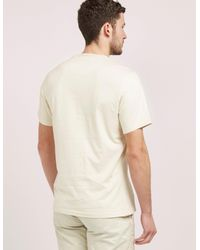 Barbour - Natural International Triumph Short Sleeve T-shirt for Men - Lyst